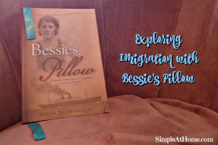 Exploring Imigration with Bessie's Pillow