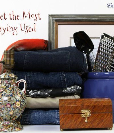 Get the Most from Buying Used