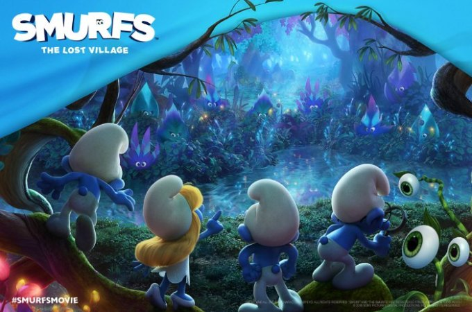 Smurfs The Lost Village: The Smurfs will Never be the Same Again