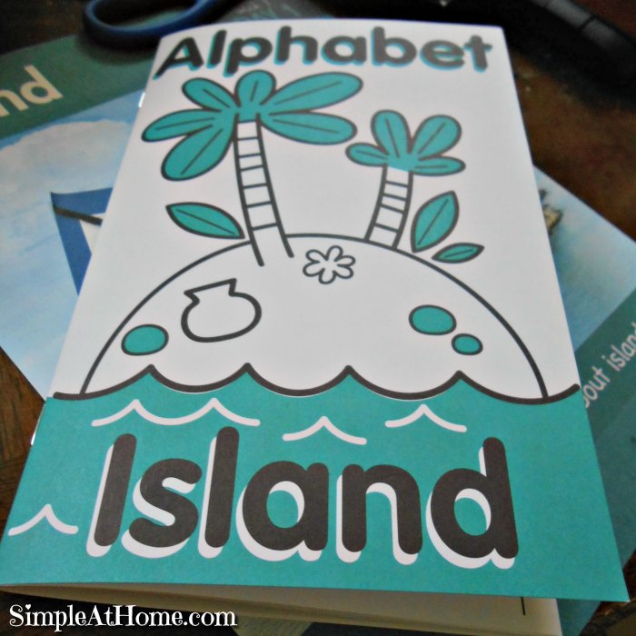 Our pirate guide to Alphabet Island