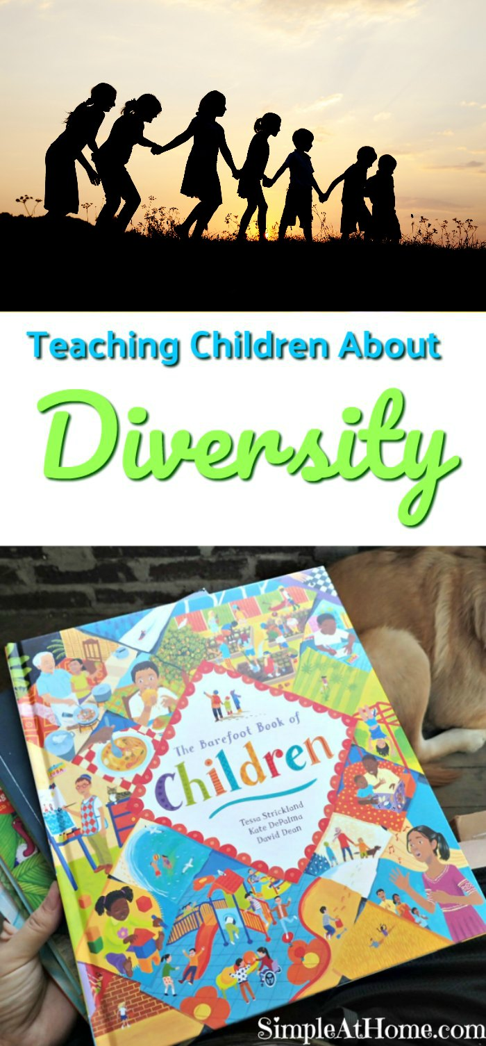 These ideas, tips, and tools can help you teach your child about diversity