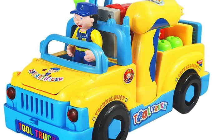 Take Apart Toys Truck 73% off!