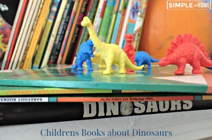 Childrens Books about Dinosaurs
