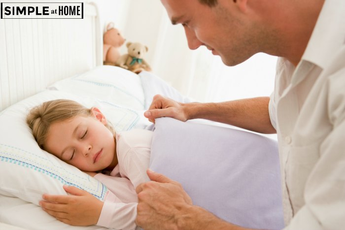 7d0a237ed5b9 How to Keep Kids Warm on Cold Winter Nights - Simple At Home