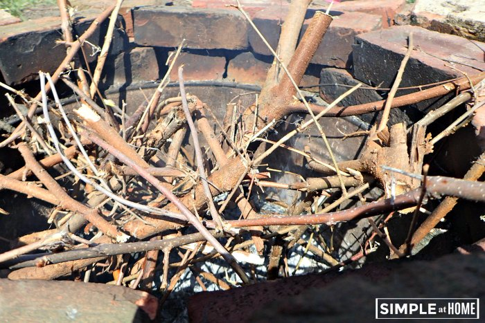 fire pit saftey