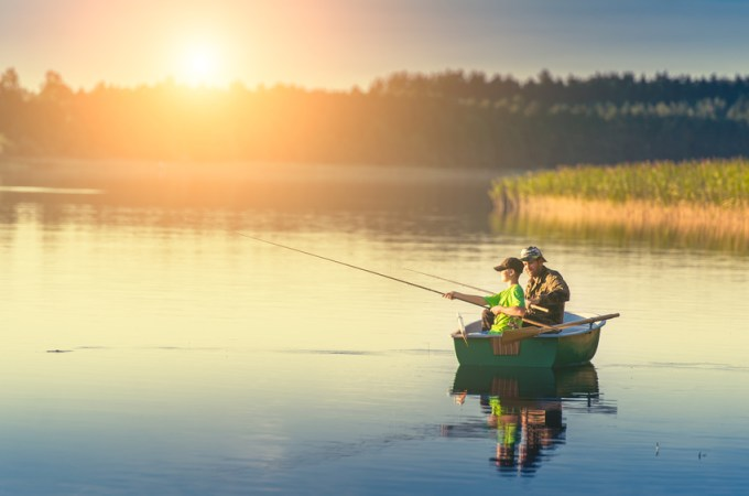5 Tips for Planning Your First Family Lake Vacation