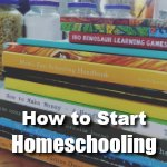 Simple At Home How To Start Homeschooling