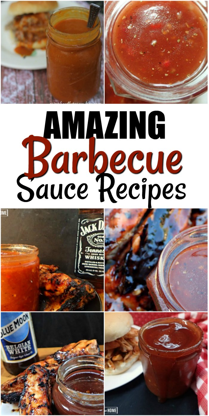 Checkout these amazing barbecue sauce recipes to put a kick into that summer cookout