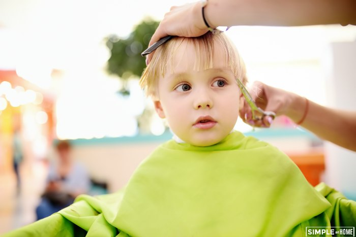 Tips For Your Babies First Haircut