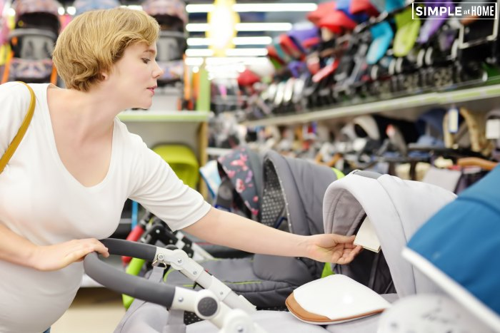baby gear shopping tips