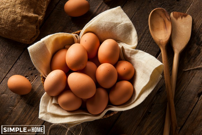 How to tell if eggs are good