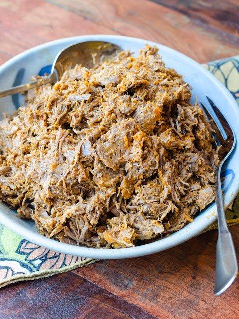 Pressure Cooker Pulled Pork in 45 Minutes