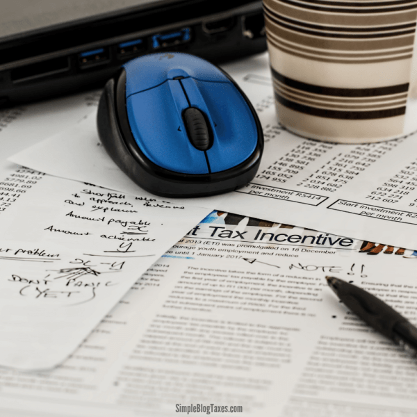 How Do I Report Blog Income on My Taxes?