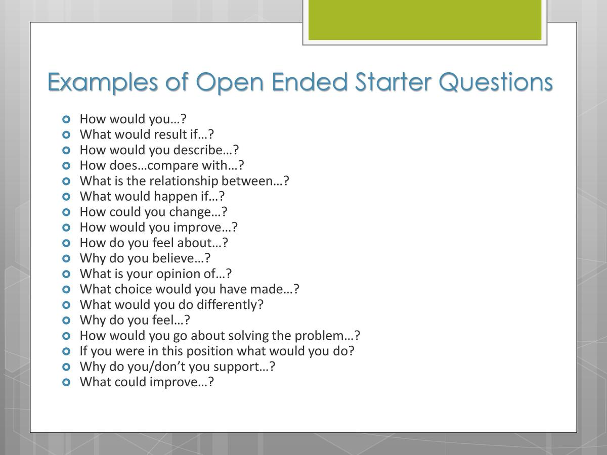 Essential Questions Simplebooklet