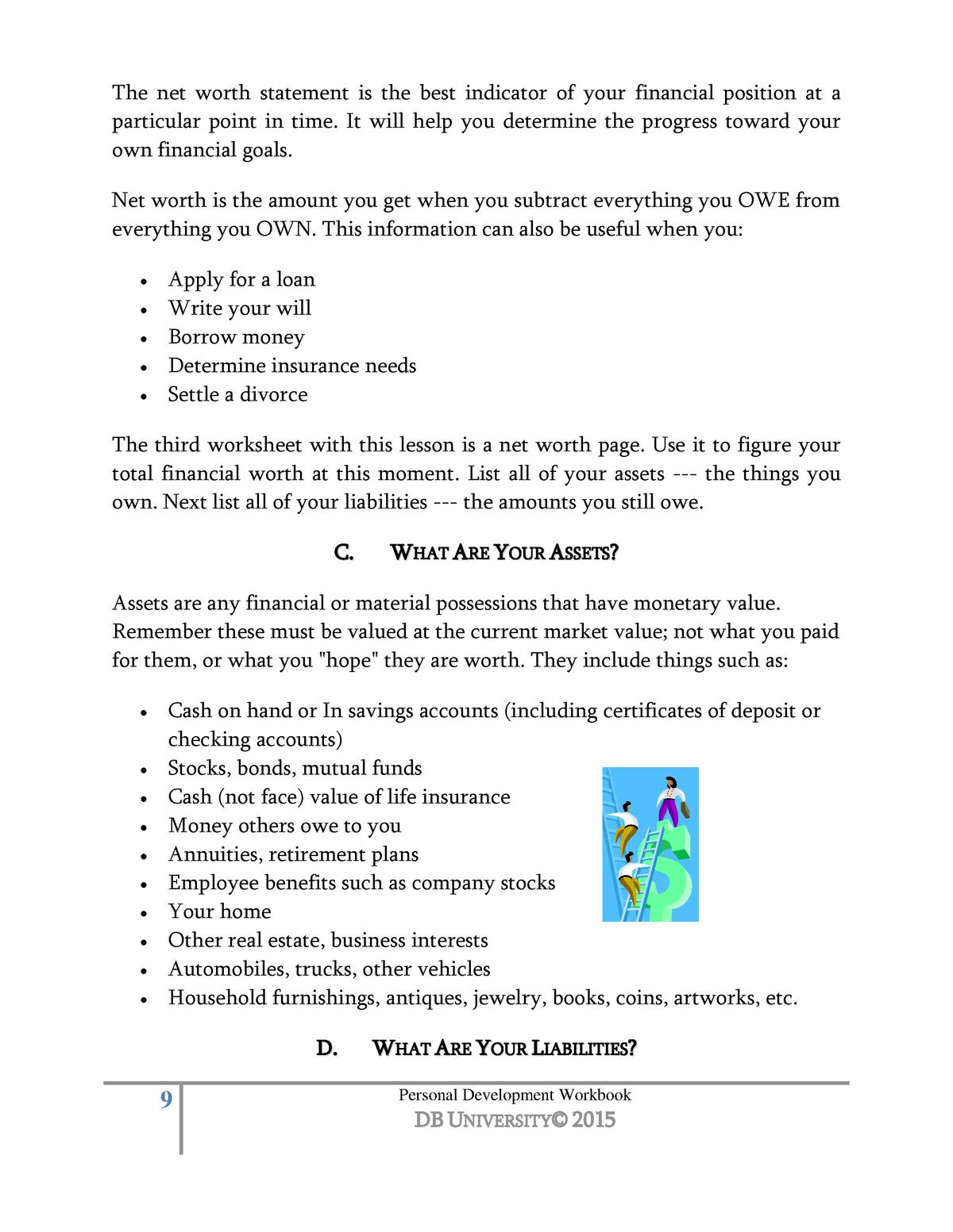 Creating Your Personal Developme Simplebooklet