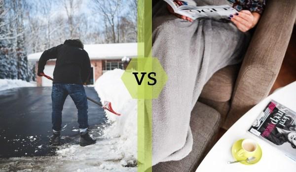 Condo Life vs DIY House Maintenance