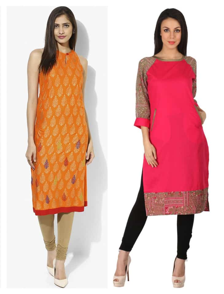 Simple Back Neck Designs For Kurtis Different Types Of Necklines To Try In Your Kurtis Blouses Discover The Latest Best Selling Shop Women S Shirts High Quality Blouses