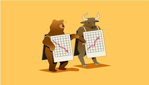 Bärenmarkt vs. Bullenmarkt - Bärenmarkt vs. Bullenmarkt
