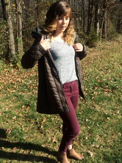 Winter jacket (Costco)