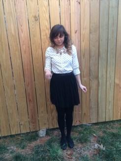 Button up top (Lauren Conrad)