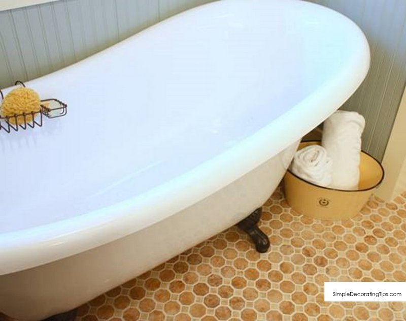 this bathtub is more than it appears to be SimpleDecoratingTips.com