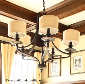 HometoCottage.com chandelier