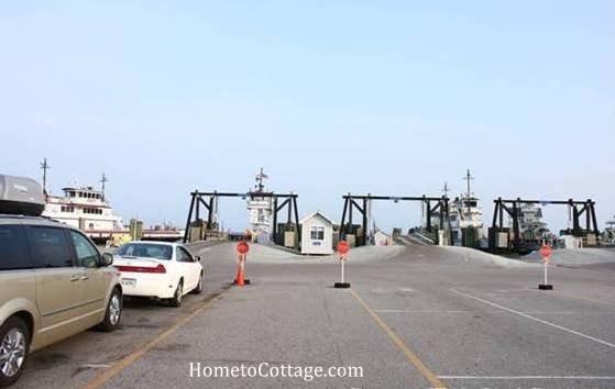 HometoCottage.com ferry line