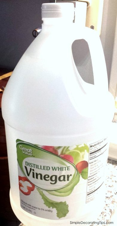 SimpleDecoratingTips.com cleaning power in this jug