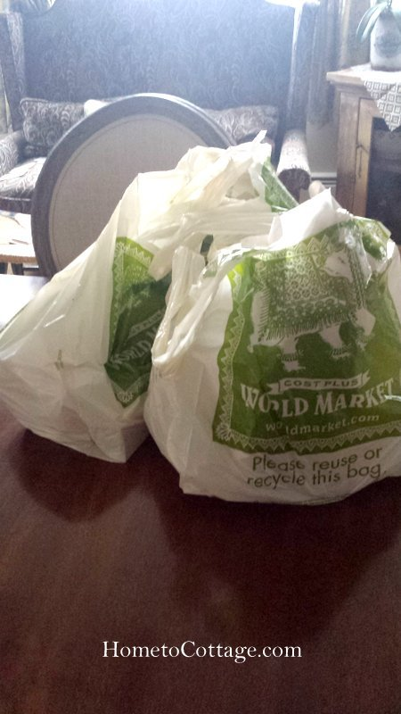 HometoCottage.com World Market Bags