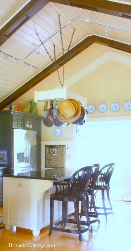 HometoCottage.com kitchen transformation completed