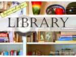 HometoCottage: Library Before and After title page