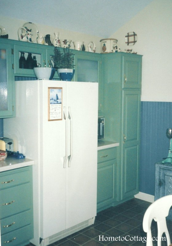 HometoCottage.com kitchen after phase 1