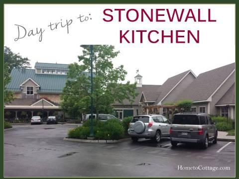 HometoCottage.com Day Trip to Stonewall Kitchen