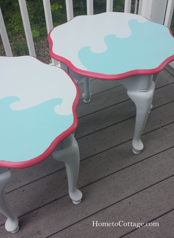 HometoCottage.com 2 tables