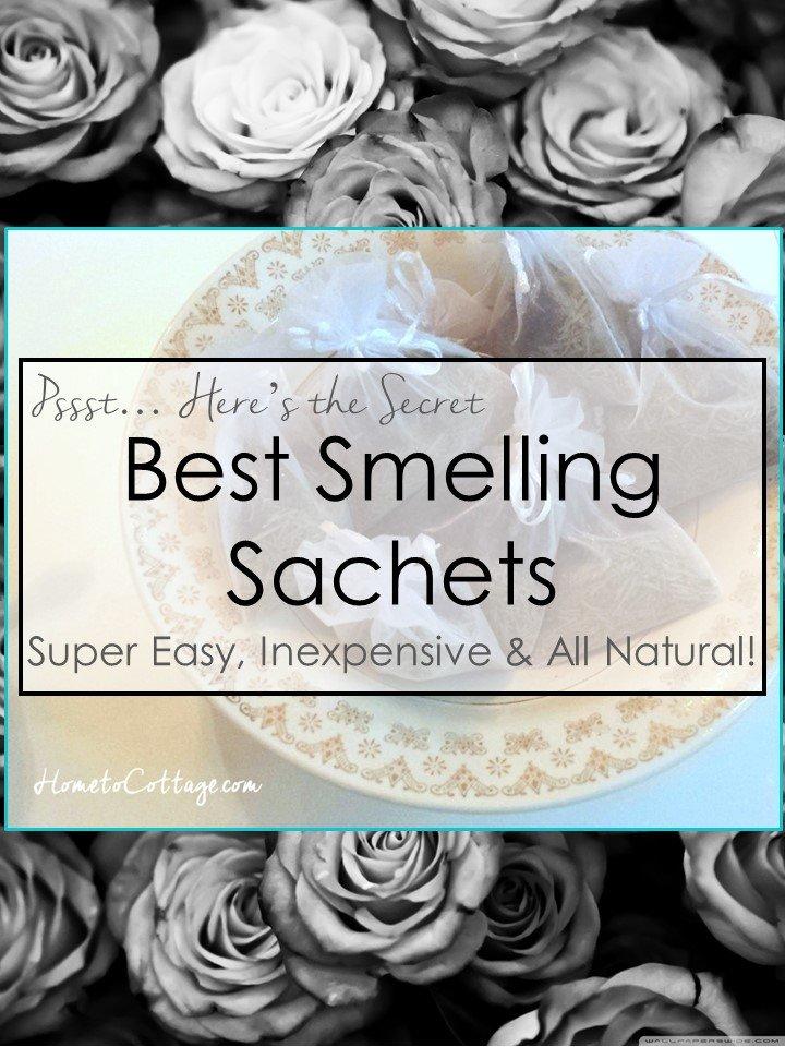 HometoCottage.com best smelling sachets