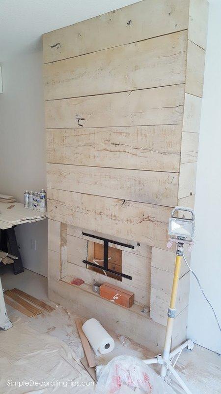 add a fireplace to any room SimpleDecoratingTips.com