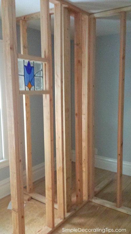 SimpleDecoratingTips.com Our 100 Year Old House Master Bathroom Renovation