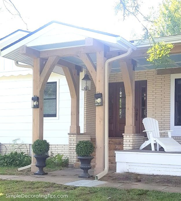 front porch addition SimpleDecoratingTips.com