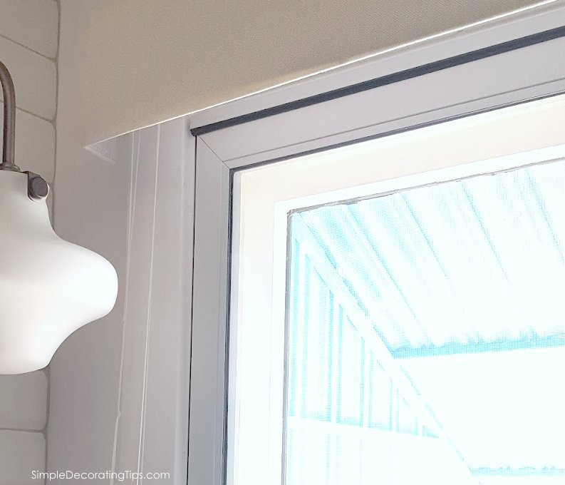 How to Install an Interior Storm Window SimpleDecoratingTips.com