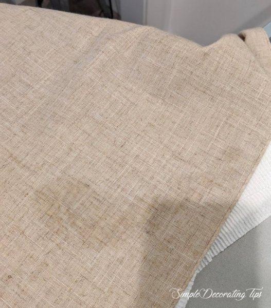 SimpleDecoratingTips.com How to Clean Spilled Wax