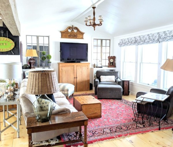 Living Room Furniture Plan SimpleDecoratingTips.com