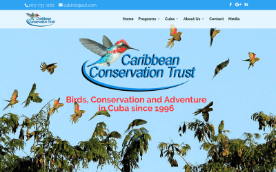 The Caribbean Conservation Trust