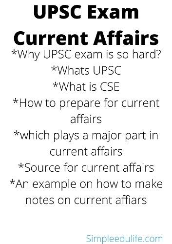 UPSC EXAM Current Affairs (1)