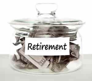 Retirement money jar-do you have enough money to retire?