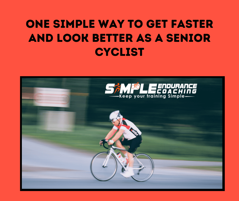 Strength training for older cyclists is critical for bone density, increased performance, and injury prevention.