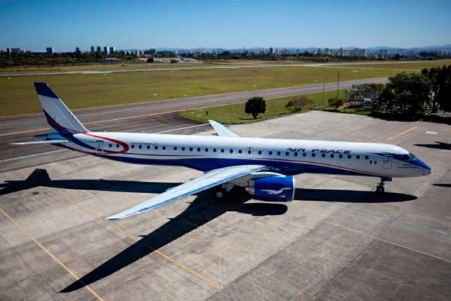 Air Peace Embraer E195-E2