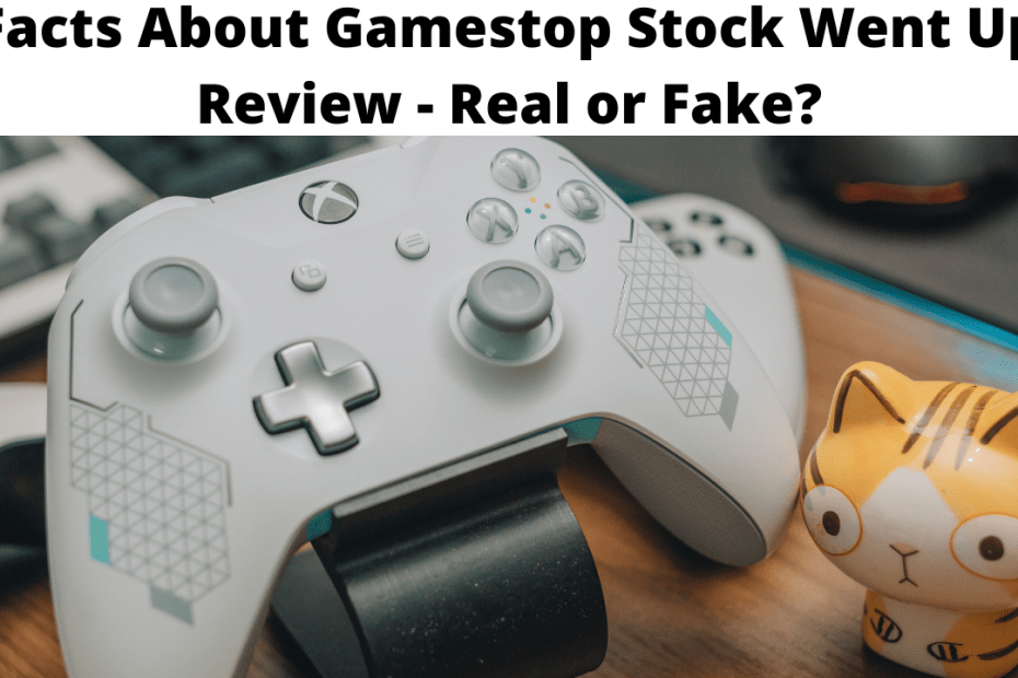 Facts About Gamestop Stock Went Up Review - Real or Fake?