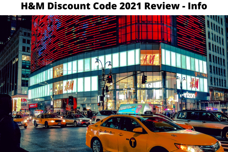 H&M Discount Code 2021 Review