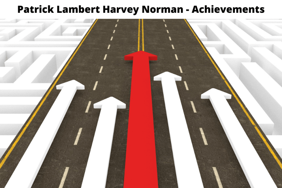 Patrick Lambert Harvey Norman