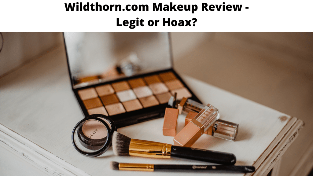 Wildthorn.com Makeup Review